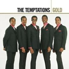 "THE TEMPTATIONS ""GOLD"" 2 CD NEU"