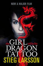 Stieg Larsson The Girl with the Dragon Tattoo (Millennium Trilogy) Very Good Boo