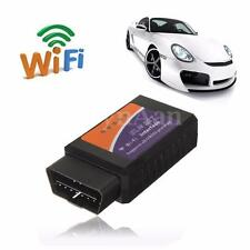 WIFI OBDII OBD2 ADATTATORE ELM327 WIRELESS DIAGNOSTICA DIAGNOSI AUTO PER IPHONE
