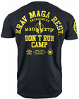 "T-SHIRT MMA KRAV MAGA ""ISRAEL SYSTEM OF SELF DEFENSE AND FIGHTING SKILLS"""