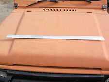 Mercedes Benz W108 Right Front Door Exterior aluminum Trim under below window