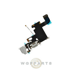 Flex Cable Charge Port Mic Headphone Jack Antenna for Apple iPhone 6 GSM Wh