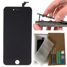 Black LCD Lens Touch Screen Display Digitizer Assembly w/Frame for iPhone 6 Plus