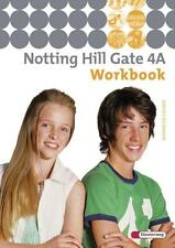 Notting Hill Gate 4 A. Workbook von Christoph Edelhoff
