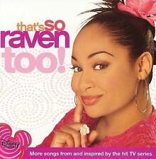 That's So Raven Too! by Raven-Symon' (CD, Mar-2006, Walt Disney)