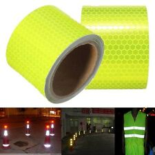 Conspicuity Yellow Diamond Fluorescent Reflective Tape ECE 104 R 3M Truck E1