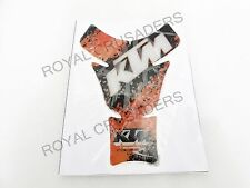 NEW TANK PAD STICKER / DECAL SUITABLE FOR KTM DUKE RC 200 390 #033 (CODE- 9091)