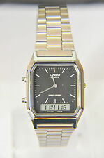 Casio Collection CLASSICO ARGENTO WATCH aq-230 ~ aa-403