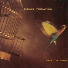 Free to Move Israel Vibration roots reggae CD Roots Radics Augustus Pablo RAS
