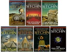 Earth Chronicles Series Collection Set 1-7 Series By Zecharia Sitchen New!