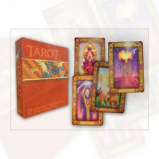 Psychic Learn To Read, Easy Tarot Cards Deck and Book Collection Set Gift