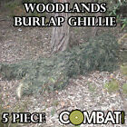 NEW CAMO GHILLIE YOWIE SNIPER TACTICAL CAMOUFLAGE SUIT 4 HUNTING PAINTBALL