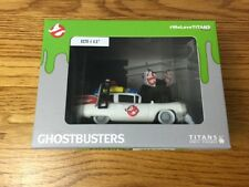 Ghostbusters Ecto-1 Car Titans Vinyl Figure NIB Nerd Block Exclusive NIP