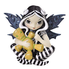 New JASMINE BECKET GRIFFITH Fairy Figurine VOODOO Fairie Figure Statue SKULL