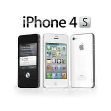 Apple iPhone 4S 16GB Smartphone Sbloccato (bianco / nero)