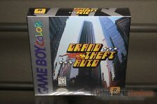 Grand Theft Auto (Game Boy Color, 1999) FACTORY H-SEAM SEALED & MINT! - RARE!