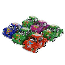 Christmas Gift 6pcs Mini Pull Back Model Cars Kids Child Funny Toy Car Vehicle