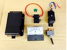 Pulse Width Modulator 30A w/ Accessories Hydrogen Generator HHO Dry Cell