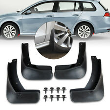 For VW GOLF MK7 2013 2014 New MUD FLAPS FLAP SPLASH GUARDS MUDGUARD
