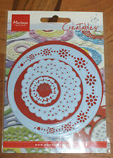 MARIANNE CREATABLE LR0152 CIRCLES cutting die