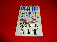 PARTNERS IN CRIME  BY AGATHA CHRISTIE - THE CHRISTIE COLLECTION- SMALL PB^