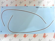 Honda CB 500 cuatro k0-k1 tankzierstreifen Tank pegatinas Tank decoración decoración Stripe