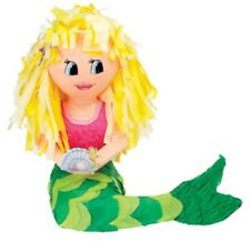 Mermaid Pinata - Girls Under the Sea or Ocean Themed Pool Party Games & Supplies