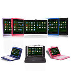 "iRULU Multi-Color 7"" 8GB Android 4.4 Tablet PC Quad Core & Camera w/ Keyboard"