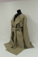 Protagonist Women's Belted Coat Heather F16J007240 Size XS