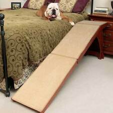Solvit Wood Bedside Pet Ramp, 62399