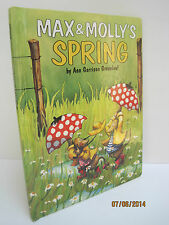 Max and Molly's Spring by Ann Greenleaf