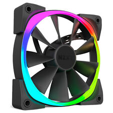 NZXT 120MM AER SERIES RGB PREMIUM DIGITAL LED PWM HIGH AIRFLOW 1500RPM FAN
