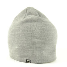 Billabong Men's All Day Skull-Fit Beanie - AW16: Grey Heather