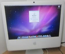 """Apple iMac A1174, 20"""" Intel T2500, 2.00GHz, 1GB, 250GB HDD, 10.6.8, Office 2011"""