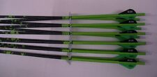 Gold Tip Name The Game Hunter 300 Carbon Arrows w/Blazer Vanes Blemished 1 Dz