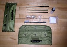Complete Field Cleaning Kit OD Green AR15 M16 5.56mm/.223 USGI Issue US Military
