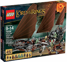 Lego ® the Lord of the Rings-emboscada en el barco pirata 79008 nuevo & OVP