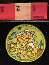 SLITHERING SNAKE Fun Cartoon Animal Patch w/ Velcro Back 69WE