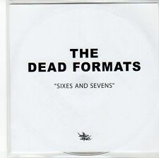 (EE903) The Dead Formats, At Sixes and Sevens - 2012 DJ CD