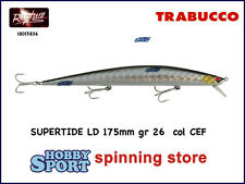 MINNOW RAPTURE SUPERTIDE LD 26 GR COL CEF FLOATING 175 mm