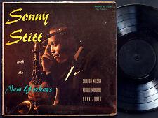 SONNY STITT The New Yorkers LP ROOST LP 2226 Orig US 1958 JAZZ MONO Hank Jones