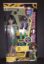 Monster High Cleo De Nile Aren't These Shoes Just A Scream!  Doll NIB 2013