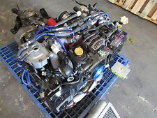 JDM 97-98 Subaru WRX GC8 GF8 Sti EJ20K V4 Engine 5 Speed AWD Transmission 4.44FD