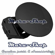 Unpainted Fuel Gas Tank Filler Door Cap Cover for 07~12 Kia Rondo/Carens