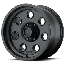 16 Inch All Black Wheels Rims XD Series Pulley XD300 8 Lug XD30068080700 Set 4