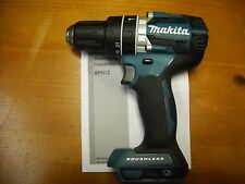 "Makita XPH12Z 18V LXT Lithium-Ion Brushless Cordless 1/2"" Hammer Driver-Drill NU"