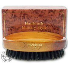 Hydrea von London Herren Aus holz Militär Stil aus Holz Haarbürste (WGS13HB)