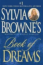 Sylvia Browne's Book of Dreams by Lindsay Harrison / Sylvia Browne 2002 HC 1st P