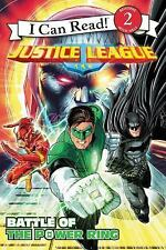 I Can Read Book 2: Justice League Classic: Battle of the Power Ring by Donald...