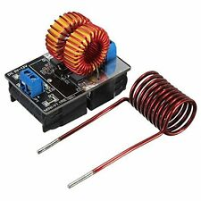 LeaningTech 5V~12V Zero Voltage Switching ZVS Induction Heating Power Supply